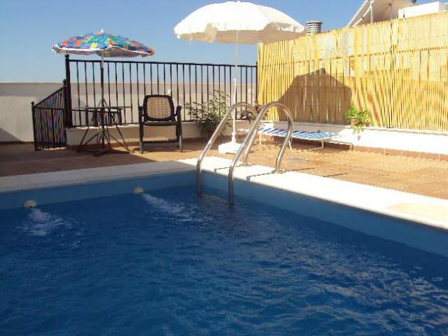 Apto. 4 pax a 20 minutos de Córdoba - Adamuz - Apartment