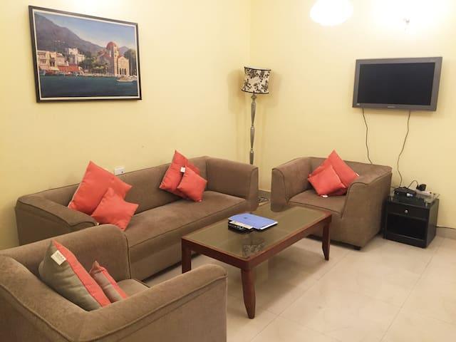 Live Inn Bangalore - Two Bedroom Service Apartment