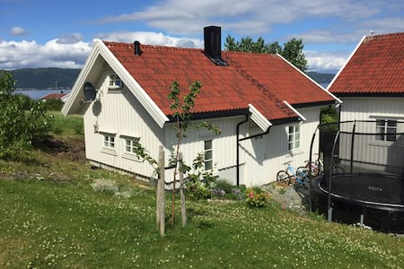 Cottage on Tautra, Frosta Trondheim - Frosta - Kabin