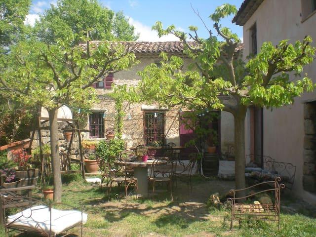 Bastide campagnarde avec piscine - Lorgues - House