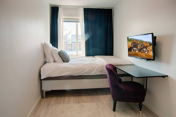 Bight and cozy room