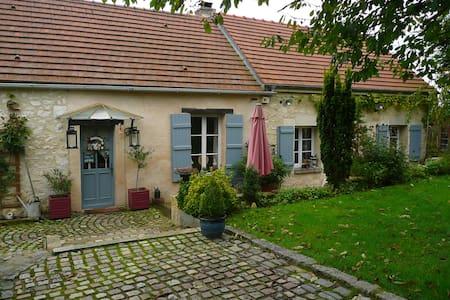 charmante maison de campagne - Remy - House
