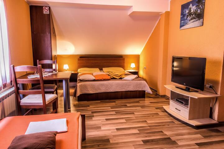 Private cosy four bed room near Plitvice Lakes - Slunj - House