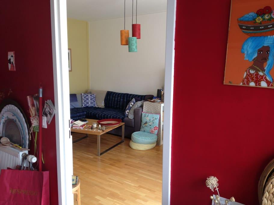 Chambre bordeaux bastide stalingrad appartements louer for Maison appartement bordeaux