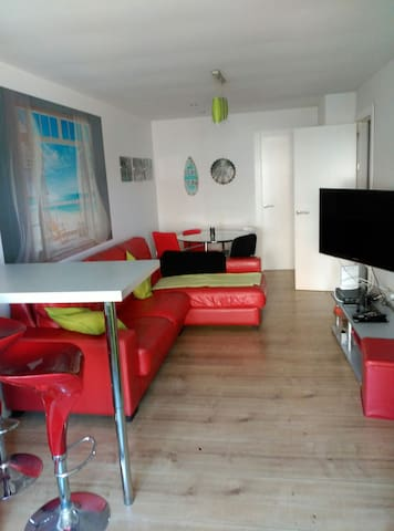Fantastic flat to keep you fit - Granada - Apartment