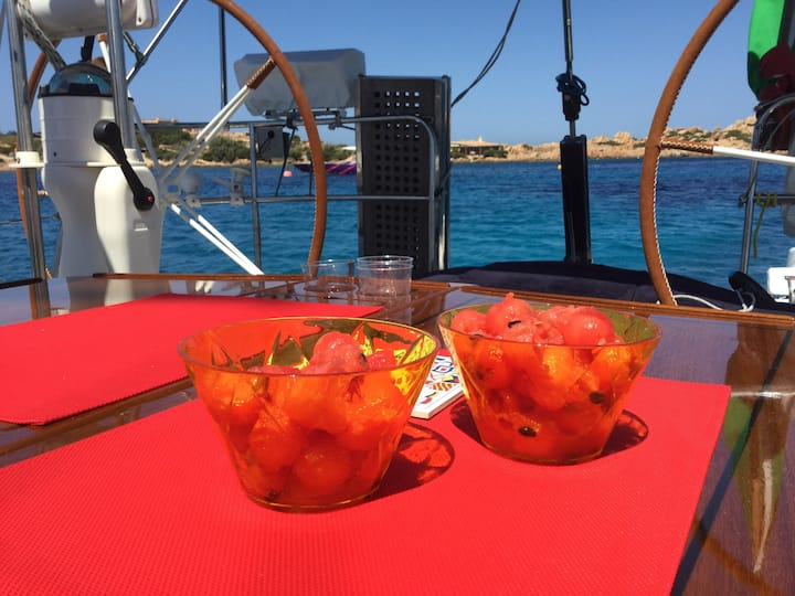 Luxury Sail in Sardegna