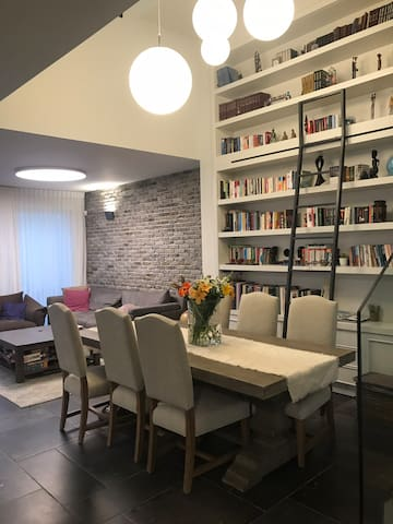 A magical new smart house in north east Ra'Anana
