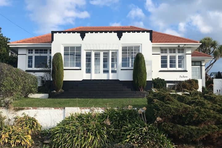 Te Whare Poutama - Bluff's Art Deco Gem!