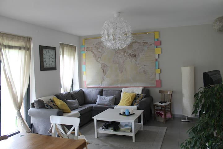 Appartement F3 rez-de-jardin - Ensisheim - Apartment