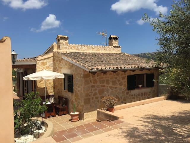 Caseta Rústica en Son Moll - Illes Balears - Huis