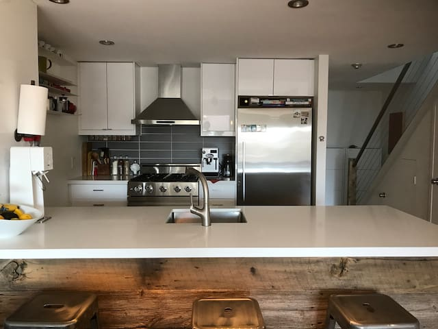 Bright Modern 2 Bedrooms Trinity Bellwoods Loft
