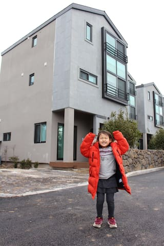 Siwoo's House in jeju island (open event 2017) - Jeju-si - Rumah