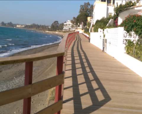 Study by the Sea (Estepona-Marbella)