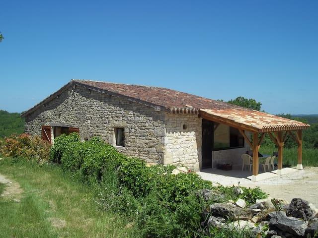 gîte rural en pleine campagne - Thézac