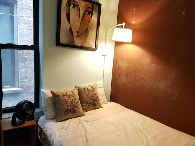 Bedroom - Perfect in Times Square - 42nd Street - New York - Apartment