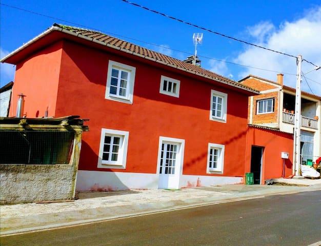 Arzúa-Camino de Santiago (Casa en entorno rural)