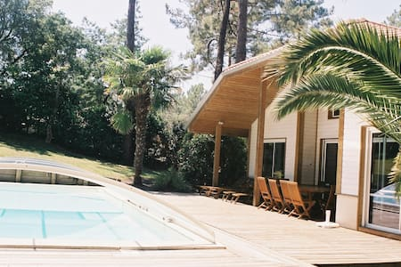 La Villa du Parcours aux Chevreuils Golf and Ocean - Moliets-et-Maa