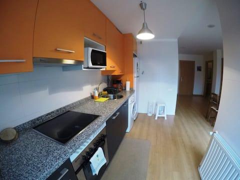 apartamento en Colunga, en plena naturaleza