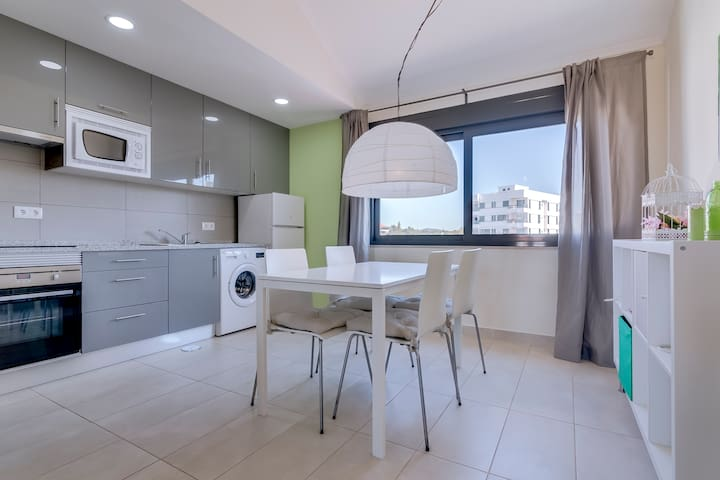 H.Dream Green Apartment - Quarteira - Apartment