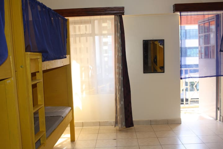 KIJANI SANCTUARY FOR GLOBE TROTTERS!!! - Nairobi - Apartament