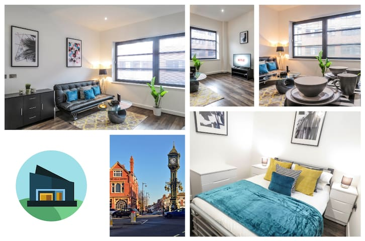 eSuites Jewellery Quarter Studio Apartment
