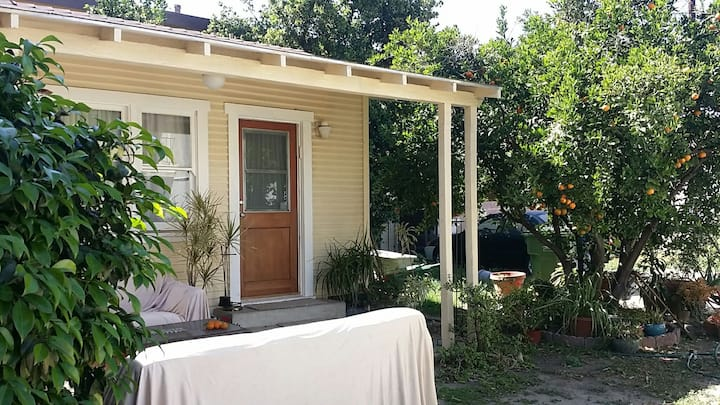 An oasis in the middle of Van Nuys