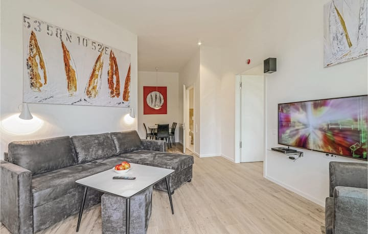 Amazing home in Lübeck Travemünde with WiFi and 2 Bedrooms