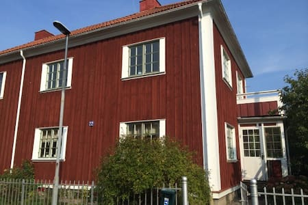 Apartment with garden in Norrköping - Norrköping