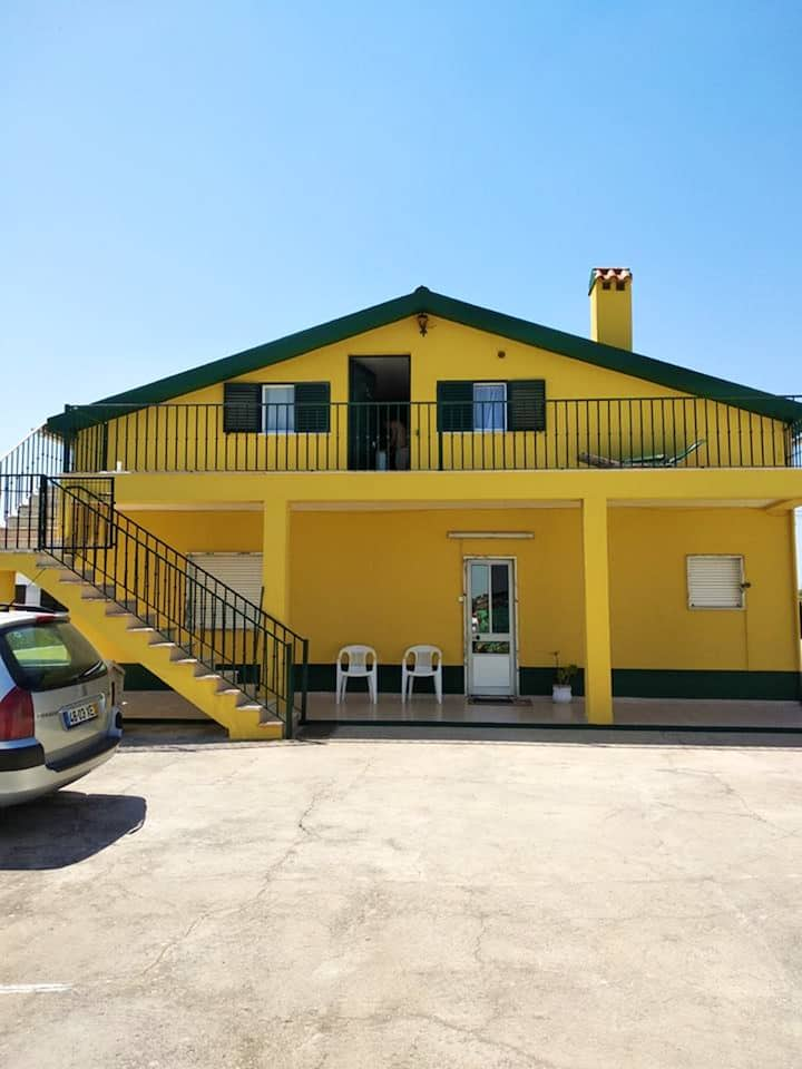 House with 3 bedrooms in Sobral de Monte Agraço, with enclosed garden and WiFi