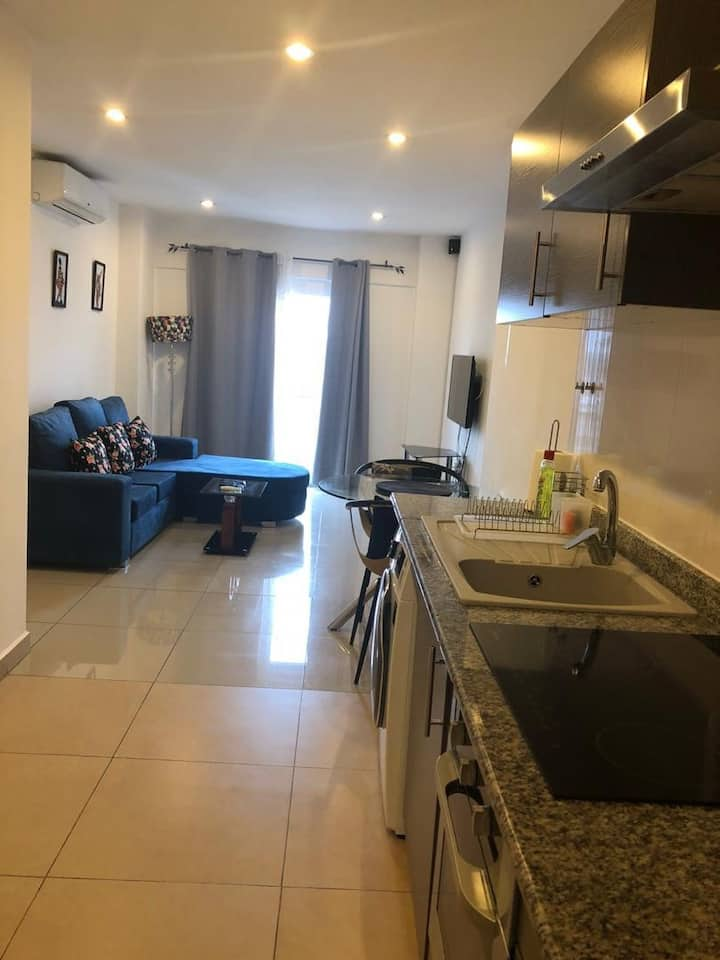 Gallery one bed apartment