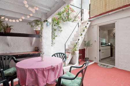 Barcelona Cozy Flat with 2 terraces - 巴賽隆納