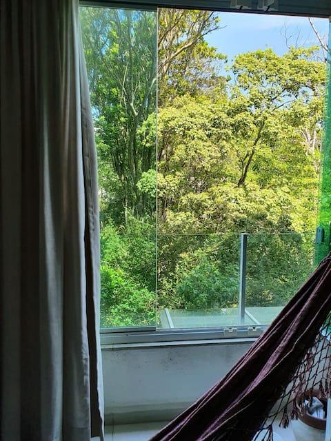 Apartamento no Campeche - 150m da Praia (Riozinho)