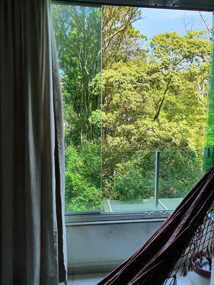 Apartamento Riozinho Campeche - 150m da Praia