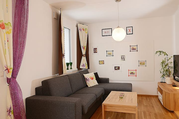 Apartment Altenmarkt - new and stylish :-) - Altenmarkt im Pongau - Apartemen