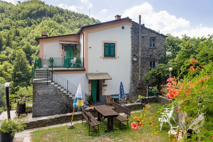 double room near Chiavari - Borzonasca - Bed & Breakfast