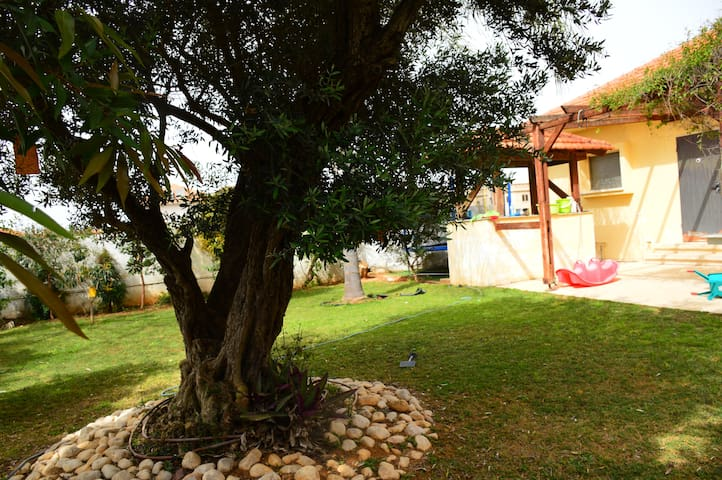 Room, privat bathroom in corodore - Kfar Yona