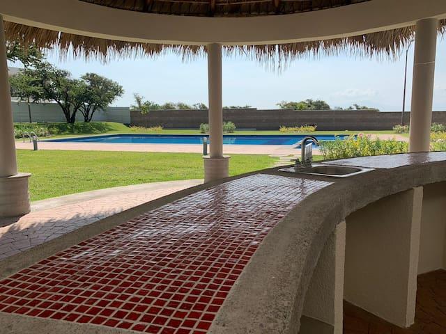 Casa de Fin de Semana, Santa Fe cerca Rojo Azafrán