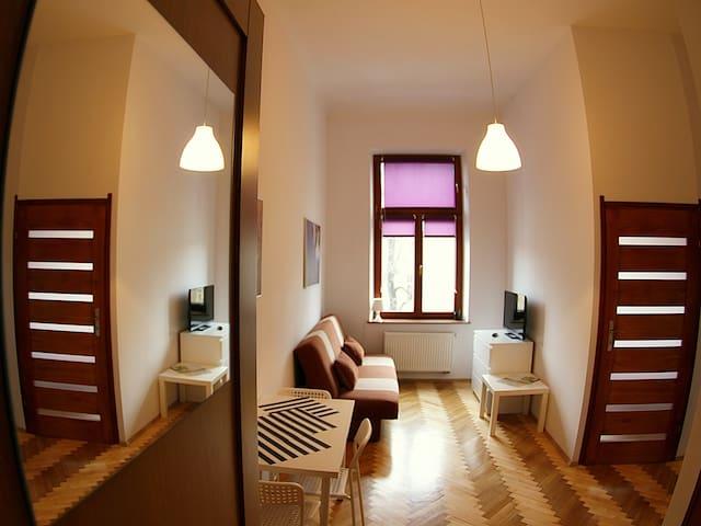 Quiet apartment - Old Town/Łobzowska/Visitrkak II