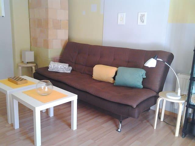 Studio apartment - Palanga - Apartamento
