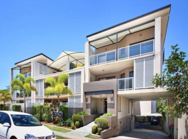 Beachy spacious homely pad - Nundah - Apartment