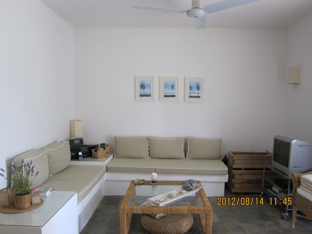 Cosy appartment 30m from the sea - Halkidiki - Appartamento