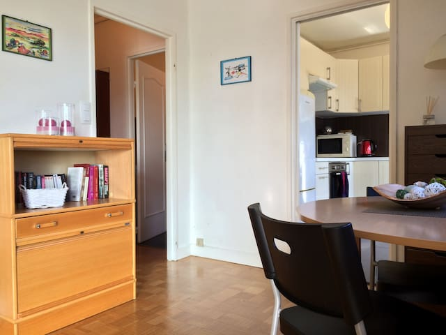 Lovely Studio 20 minutes from Paris
