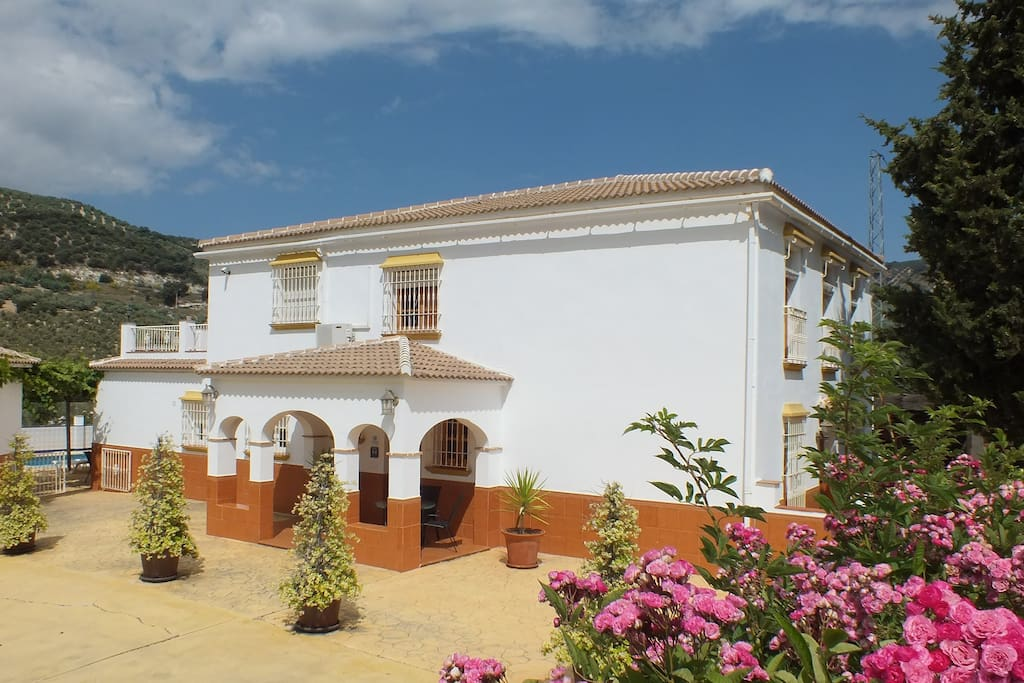 Villa Iznajar Spain