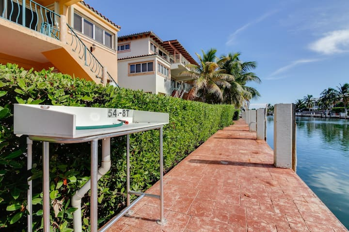 Spacious, waterfront home w/ 33-ft dock, shared pool, & Cabana Club access!