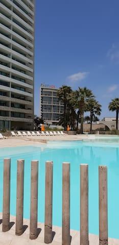 Spa , playa y Enjoy en La Serena  !!