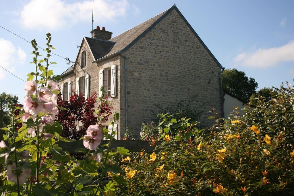 Belle maison de campagne en pierre case in affitto a - Maison de campagne normandie ...