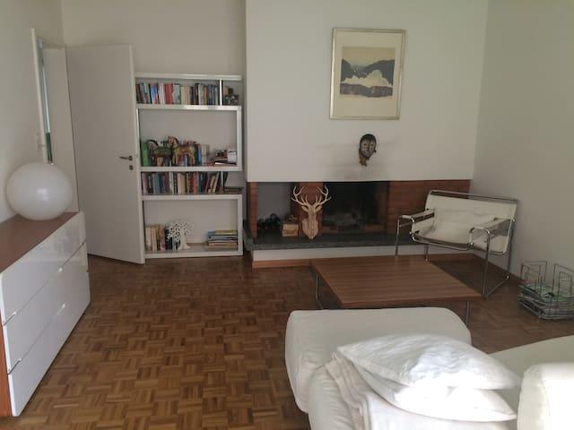 Spacious apartment near lake - Zürich - Apartment
