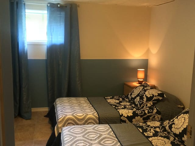 Jolie appartement en pleine nature - Cayamant - Apartment