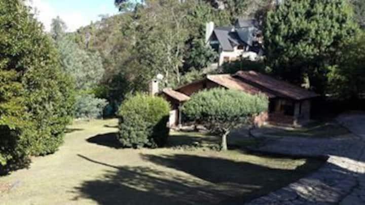 House at la calera, close to Bogotá