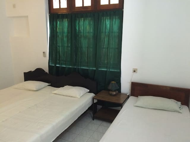 Beachside AC Apartments 2 Mt Lavini - Dehiwala-Mount Lavinia - Pis